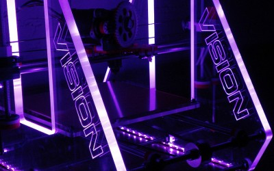 Meet the Makers: Vision 3d Printers