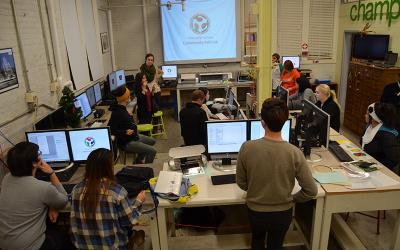 Meet the Makers: C-U Community Fab Lab