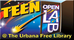 Meet the Makers: Teen Open Lab @ The Urbana Free Library