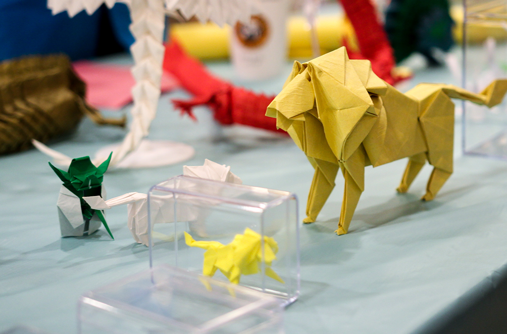Meet the Makers: Origami by Xudong