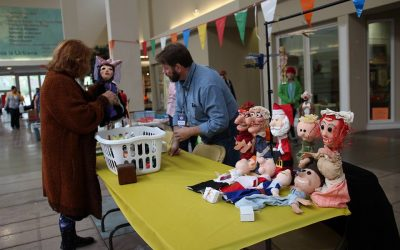 Meet the Makers: Central Illinois Puppetry Guild