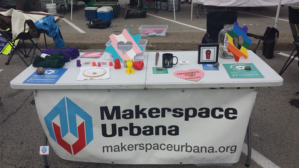 Meet the Makers: Makerspace Urbana